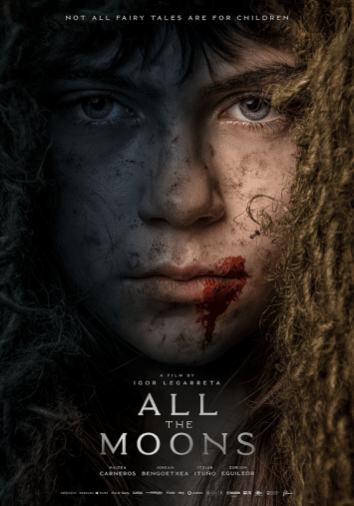 ALL THE MOONS poster Filmax