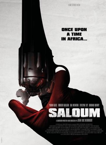SALOUM TEASER POSTER FINAL Poster by Julien Lemoine