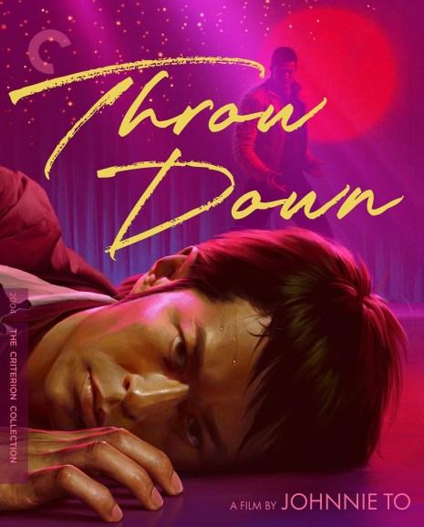 Throw Down cover art