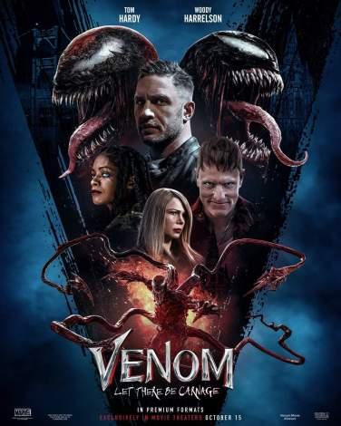 Venom 2 official poster