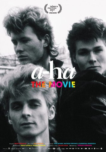 a-ha The Movie poster