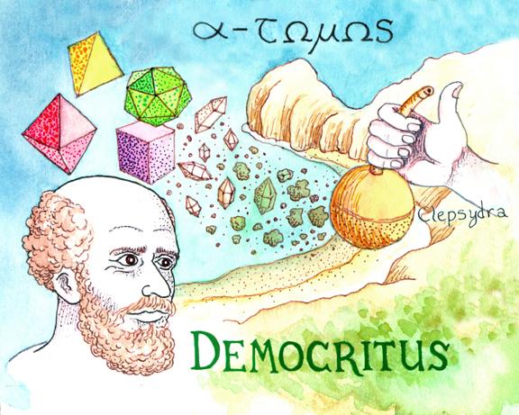 Democritus of Abdera