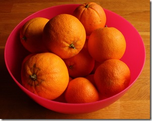 Early Oranges