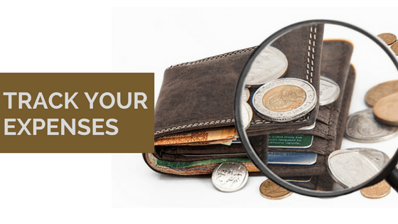 Why you must track your expenses