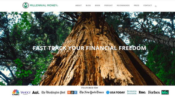 Follow Friday – Millennial Money