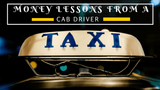 Money Lessons from a Cab Driver