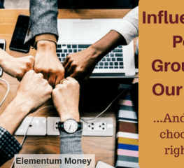 The Influence of Peer Groups