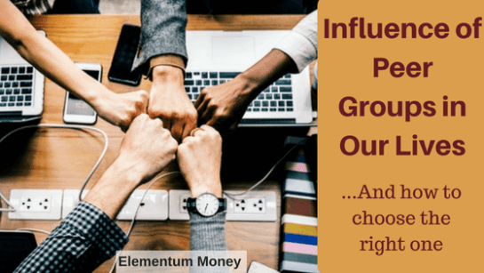 The Influence of Peer Groups in our Life