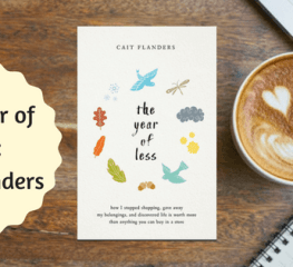 The Year of Less: Cait Flanders