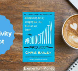 The Productivity Project – Chris Bailey