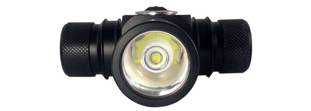 Yupard reflektor szemből