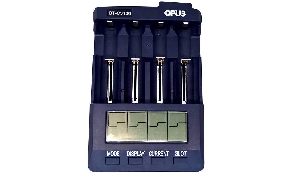 OPUS BT-C3100 felülről