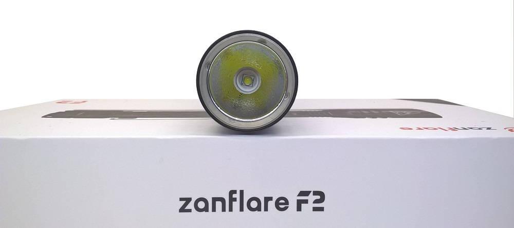 Zanflare F2 fej szemből