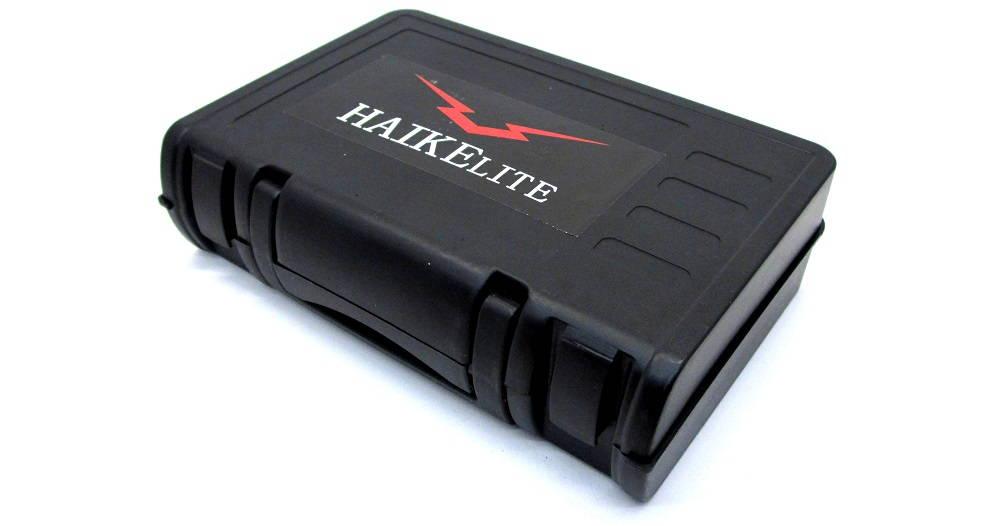HAIKElite SC02 doboza
