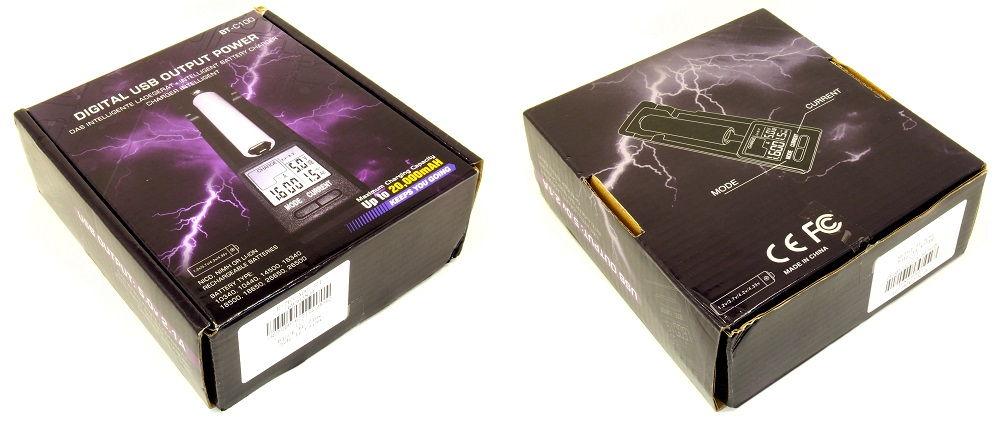 OPUS BT-C100 doboza