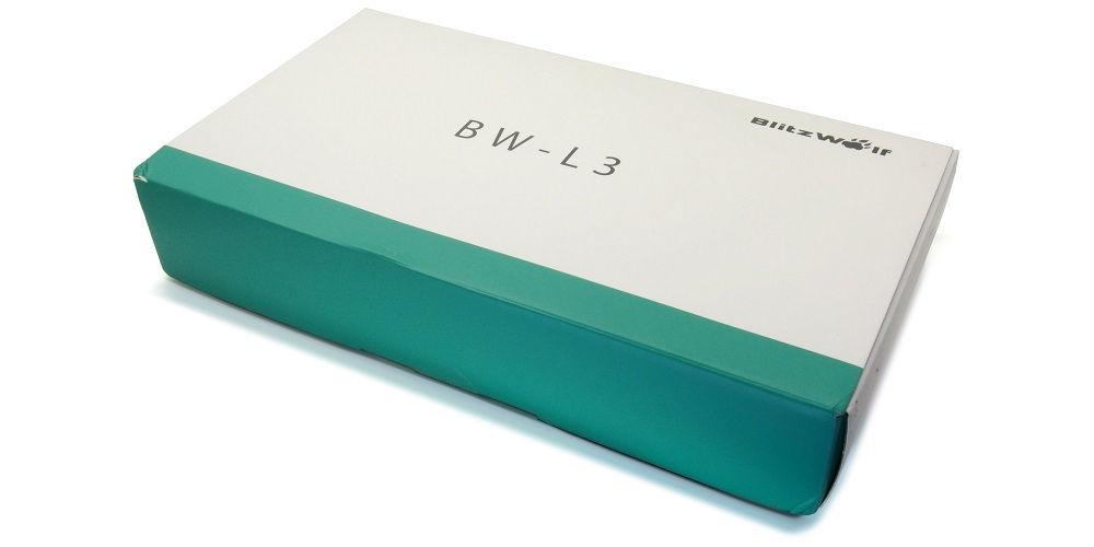 BlitzWolf BW-L3 doboz teteje