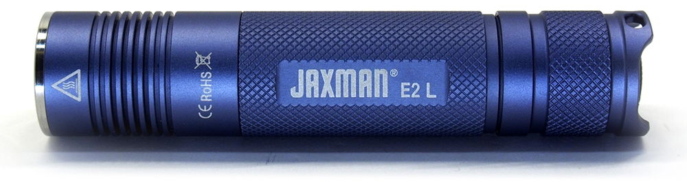 Jaxman E2L oldalról