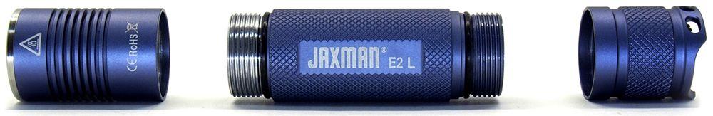 Jaxman E2L szétbontva