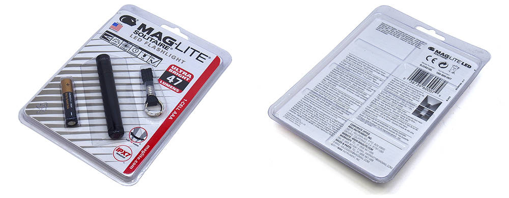 Maglite Solitaire doboza