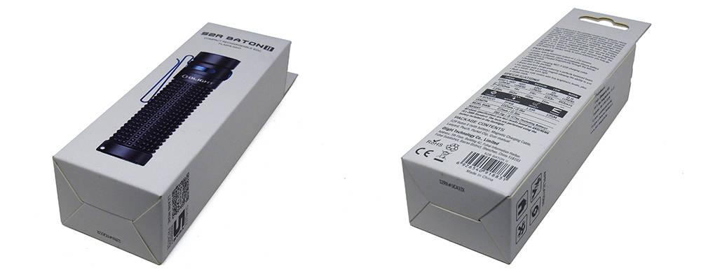 Olight S2R Baton II doboza