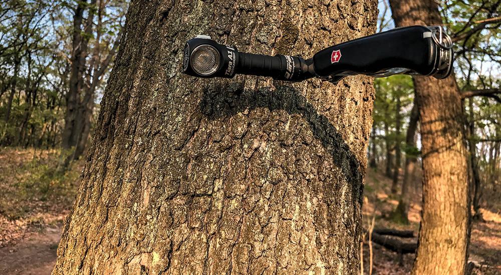 Armytek Tiara A1 PRO Victorinox Forester