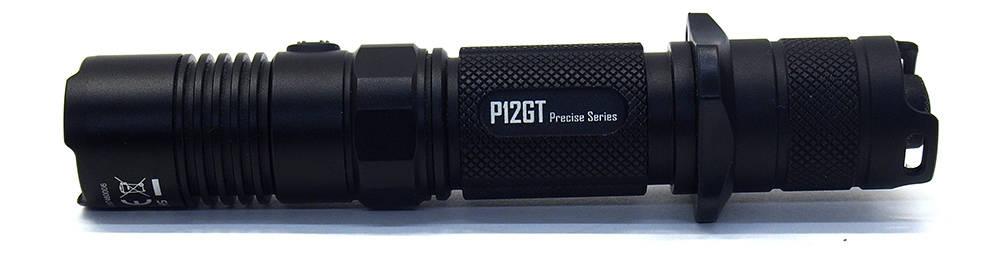 Nitecore P12GT taktikai gyűrű