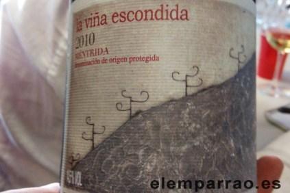 La viña escondida 2010