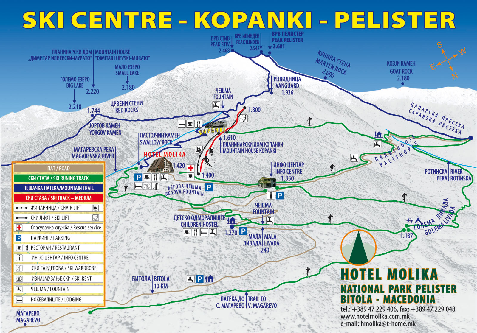 Ski center Kopanki – photo gallery