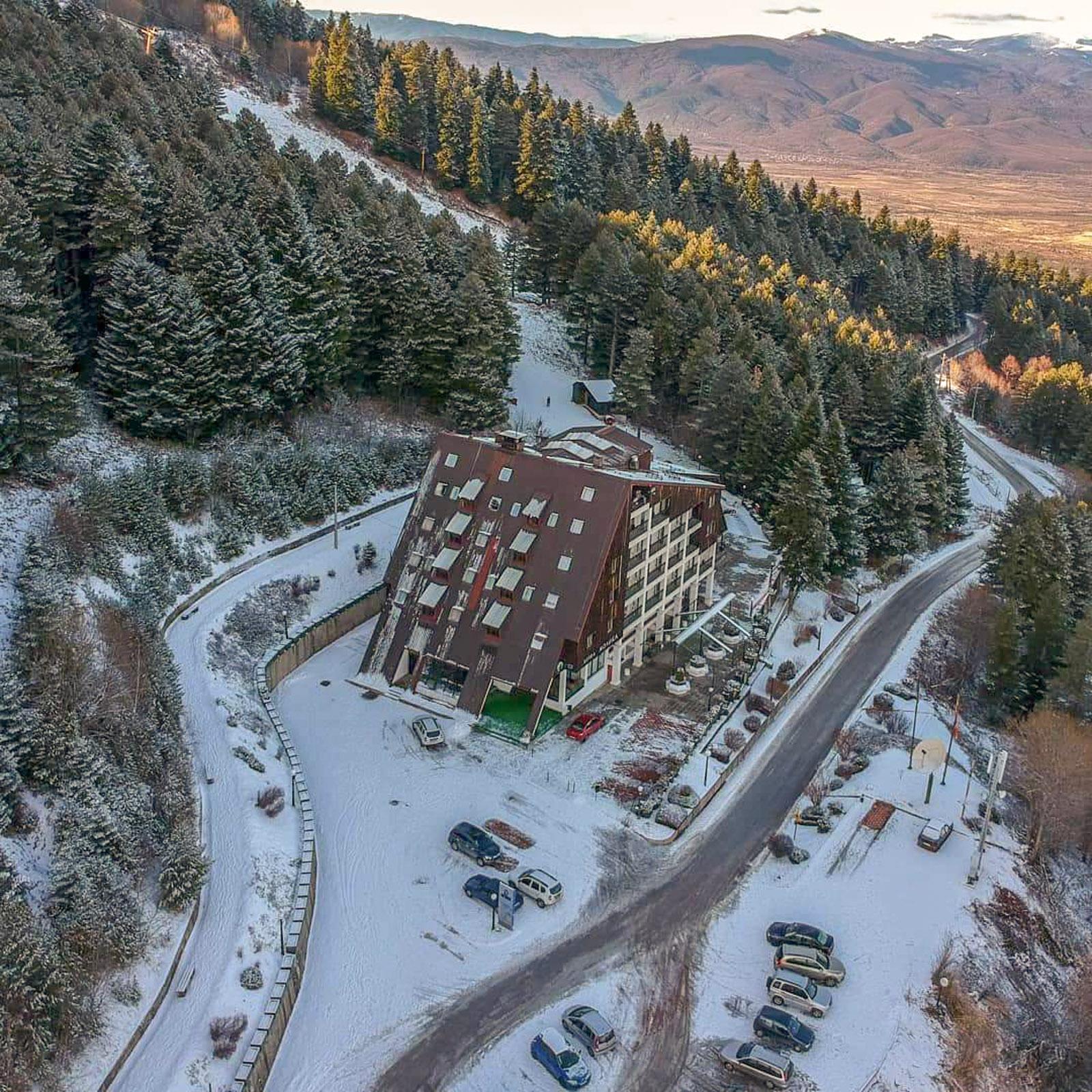 Хотел Молика и ски центар Копанки