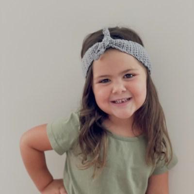 The Ivy Crochet Headband