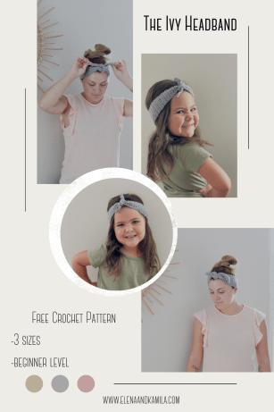 The Ivy Headband Pinterest