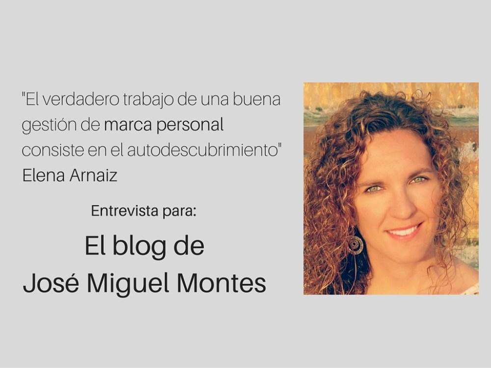 Elena Arnaiz Marca Personal