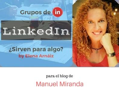 Elena Arnaiz Manuel Miranda