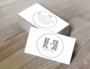 Business cards BE-SO Graphic design, graphic designer, web design, web designer, picture editor, freelance graphic designer, website designer, website creator, design website, graphic design website, photo editor, personal branding, photo editing, professional photo editor