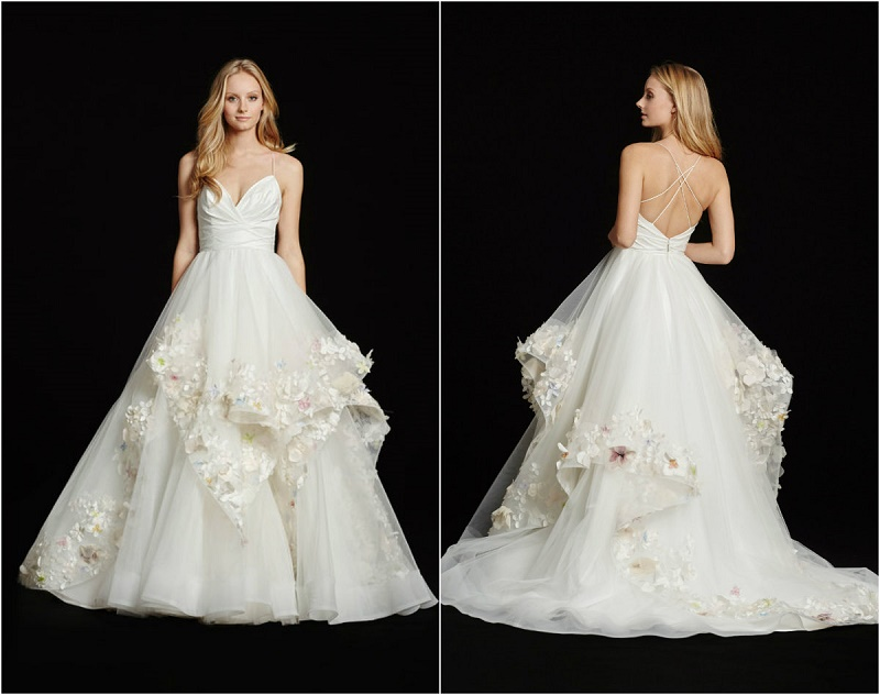 Beautiful Bridal Gowns By Hayley Paige