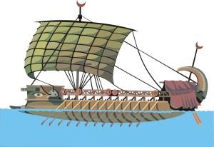 Phoenician Merchant Ship