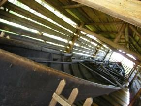 4. Barcă pentru mersul la biserică