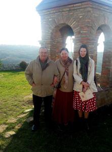 Грузия поездка на родину предков