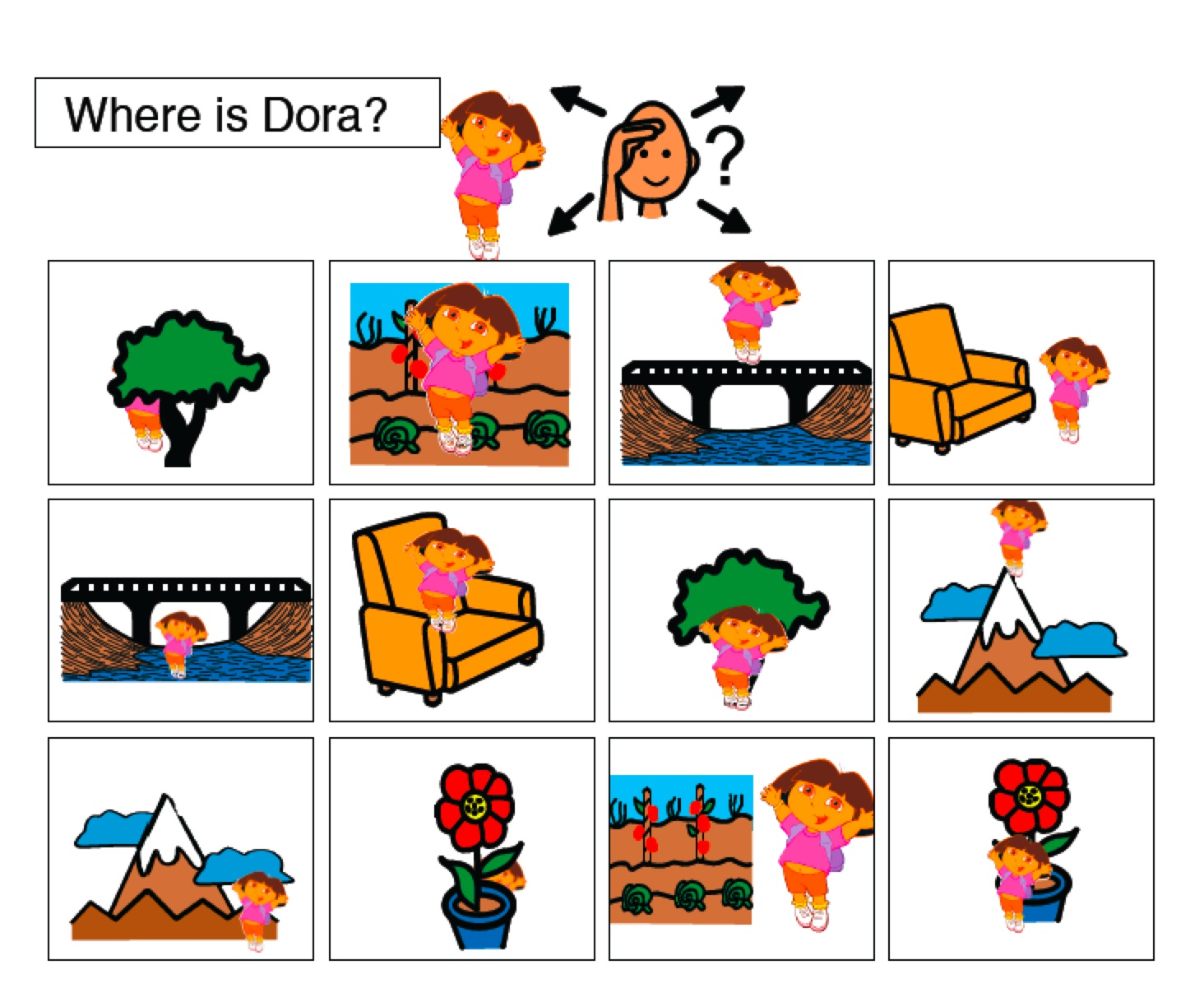 Where Is Dora