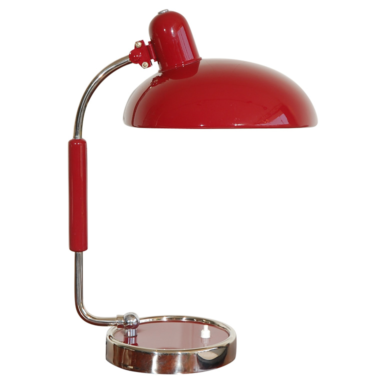 Christian Dell (by Kaiser) Desk Lamp Circa 1930 at 1st Dibs
