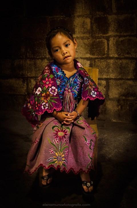 Traje tradicional de Zinacantán