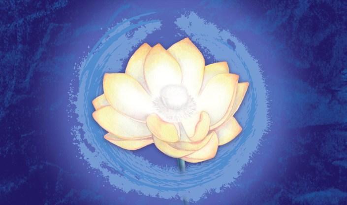 Zen Moments Cover Illustration