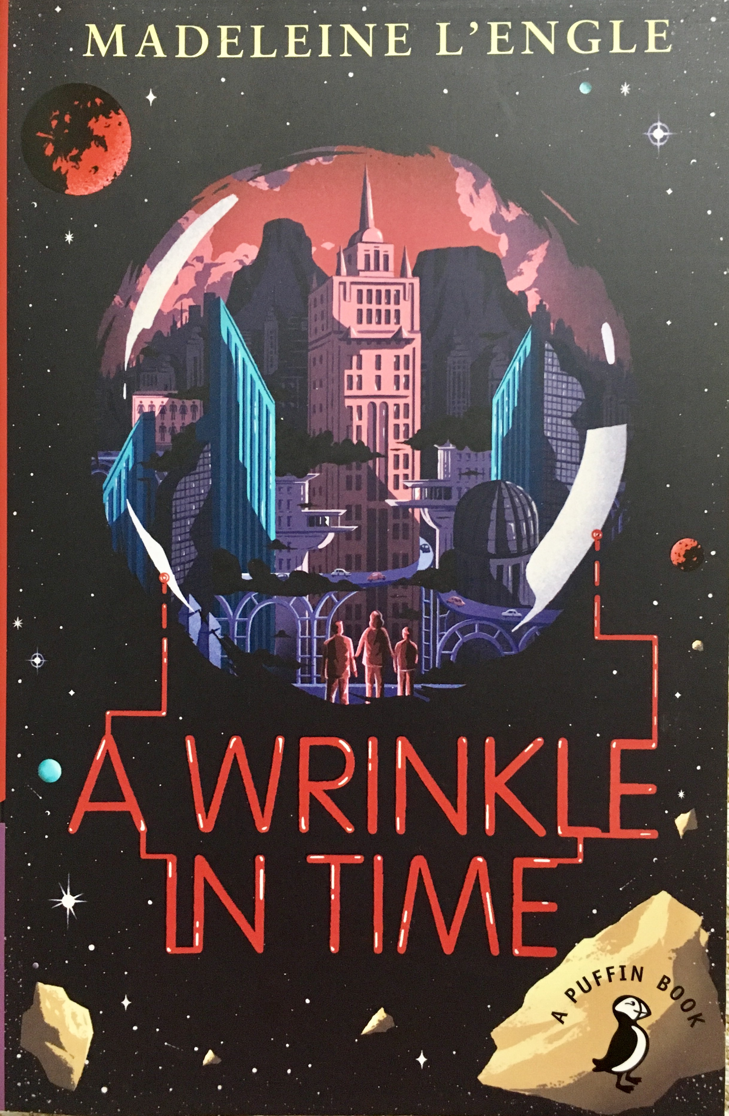 Review A Wrinkle In Time By Madeleine L Engle