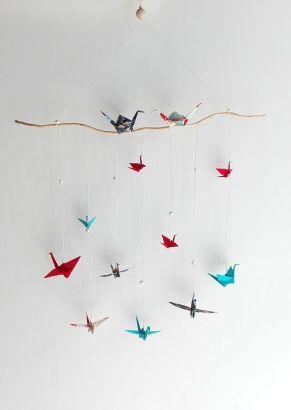 vazduh origami cocori