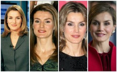 Cambios Reina Letizia