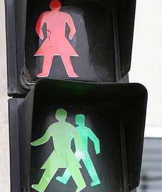 semáforo no sexista