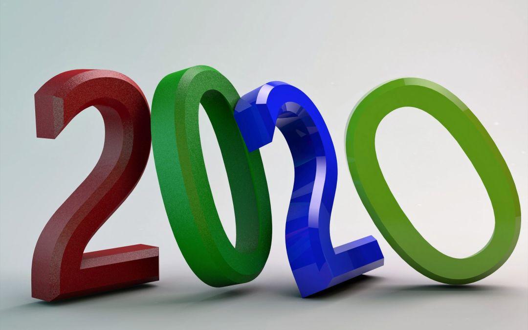 2020 un año extraño