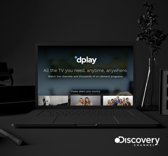 discovery dplay cover