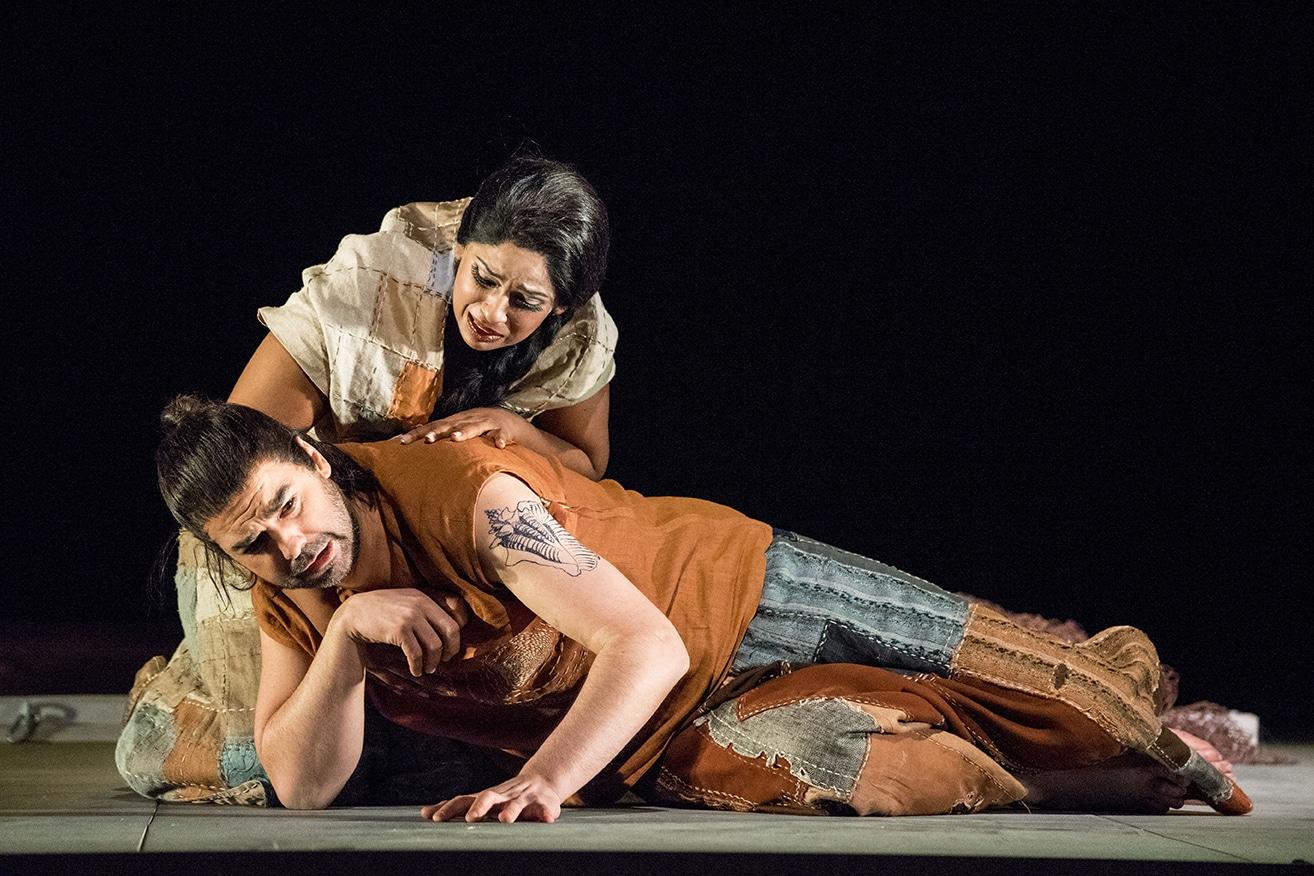 Les pêcheurs de perles Elena Werner Costumes Opera De Parelvissers Marco Borggreve