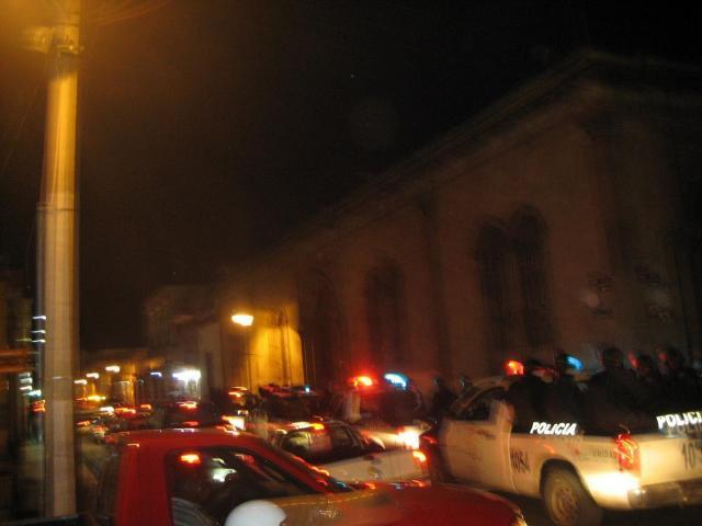Police State in Oaxaca